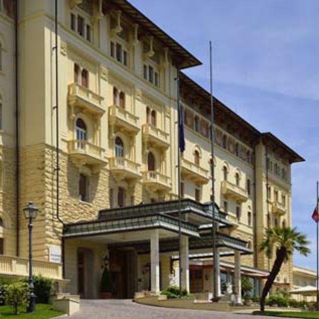 Fiuggi: chi ha acquistato il Palazzo della Fonte?