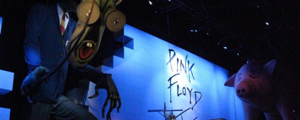 The Pink Floyd Exhibition, Their Mortal Remains