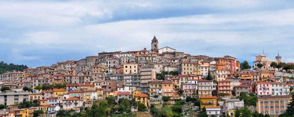 La presentazione del progetto Latium a Fiuggi
