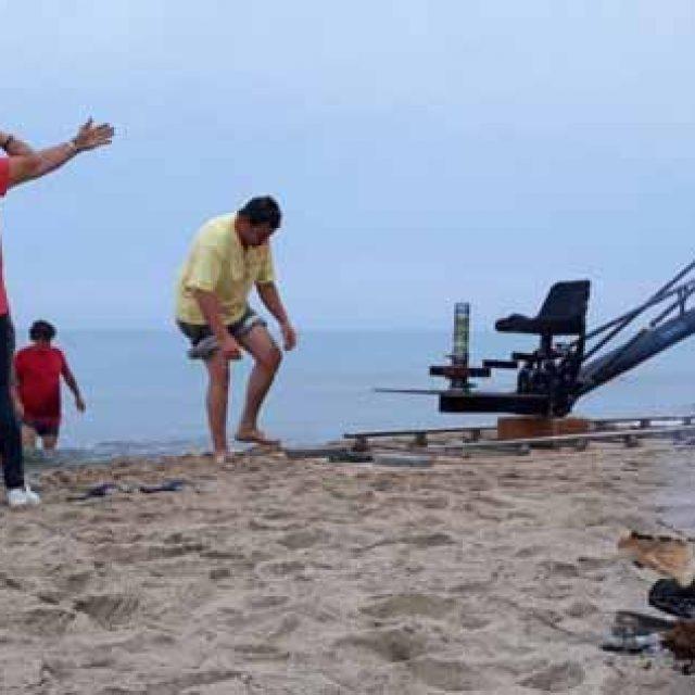 Ciak sulle dune con i Big del cinema italiano