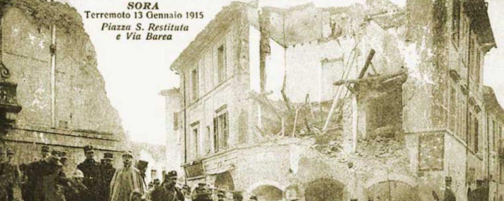 Ciociaria: quale rischio sismico?