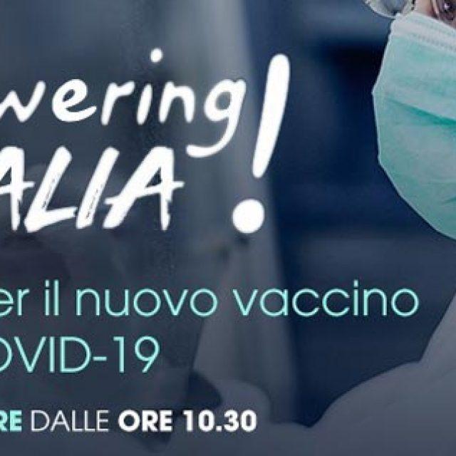 Vaccino anti-covid, ad Anagni la Sanofi avvia la sperimentazione.