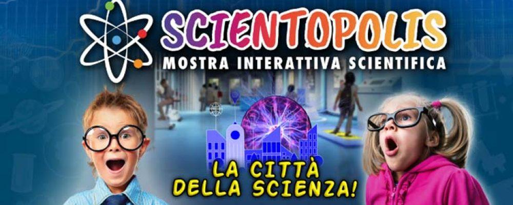 Tutti pazzi per Scientopolis