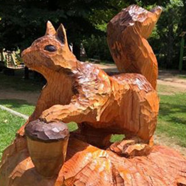 A tu per tu con Andrea Gandini, tra legno e arte