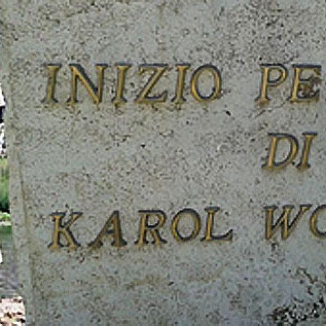 Sul sentiero di Papa Karol