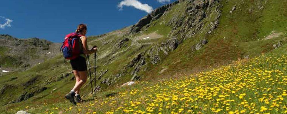 Escursioni e trekking nella natura incontaminata