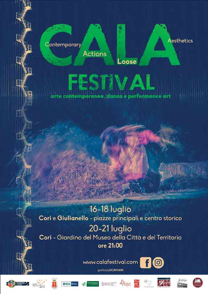 Cala Festival Cori Locandina