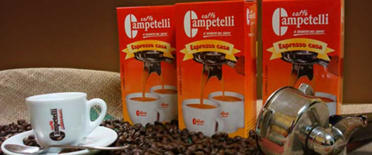 Campetelli Caffe Header