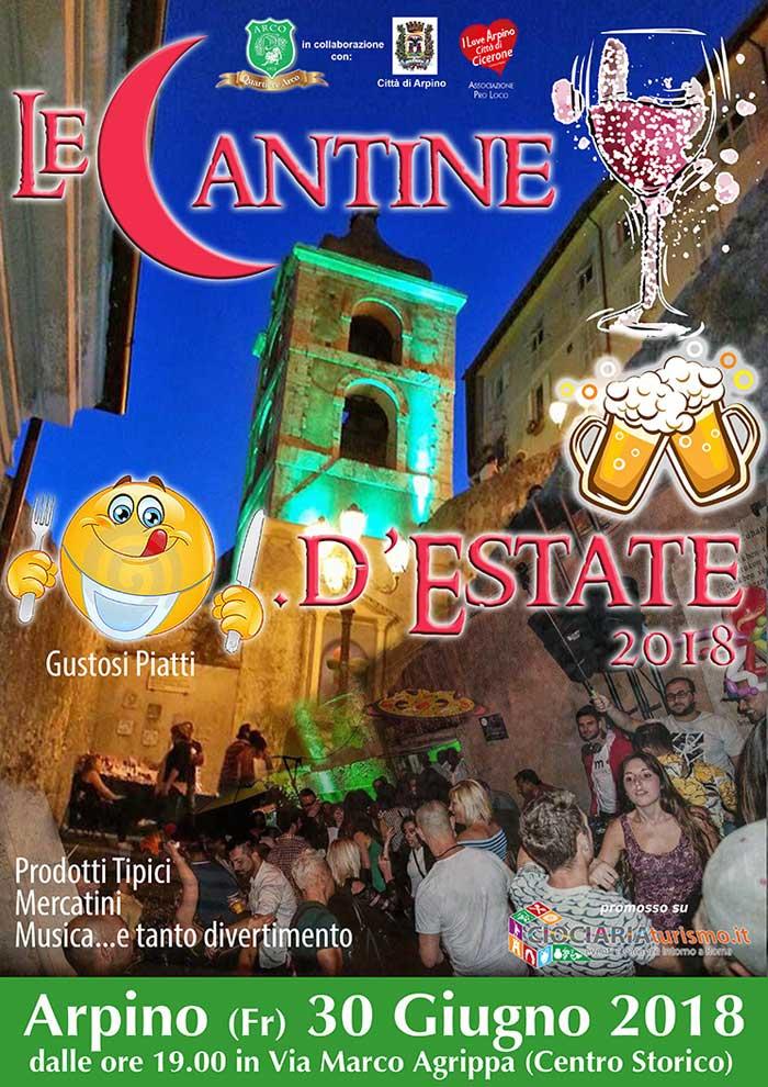 Cantine 2018 Arpino