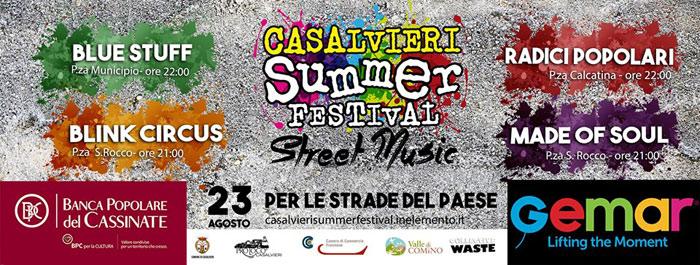 Casalvieri summer festival