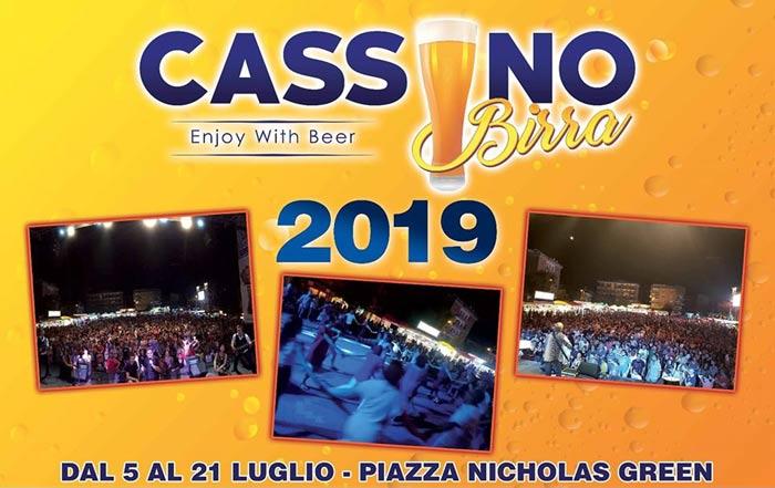 Cassino birra