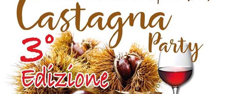 III° Edizione Castagna Party ad Arpino
