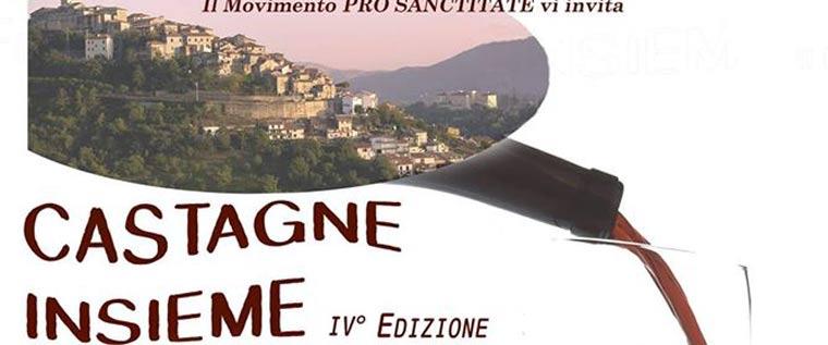 Castagne Insieme – IV° Edizione