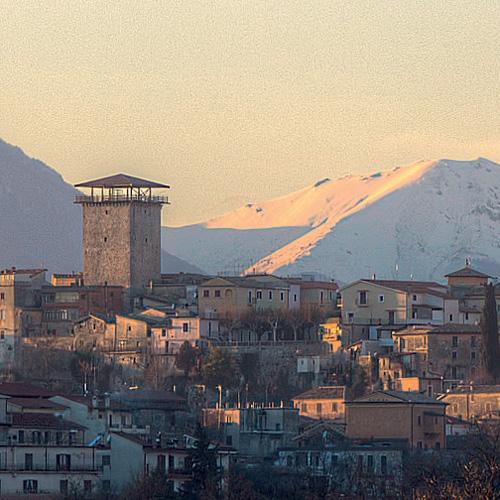 Castello Campoli Appennino