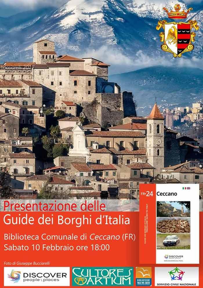Ceccano Guide Borghi d'Italia