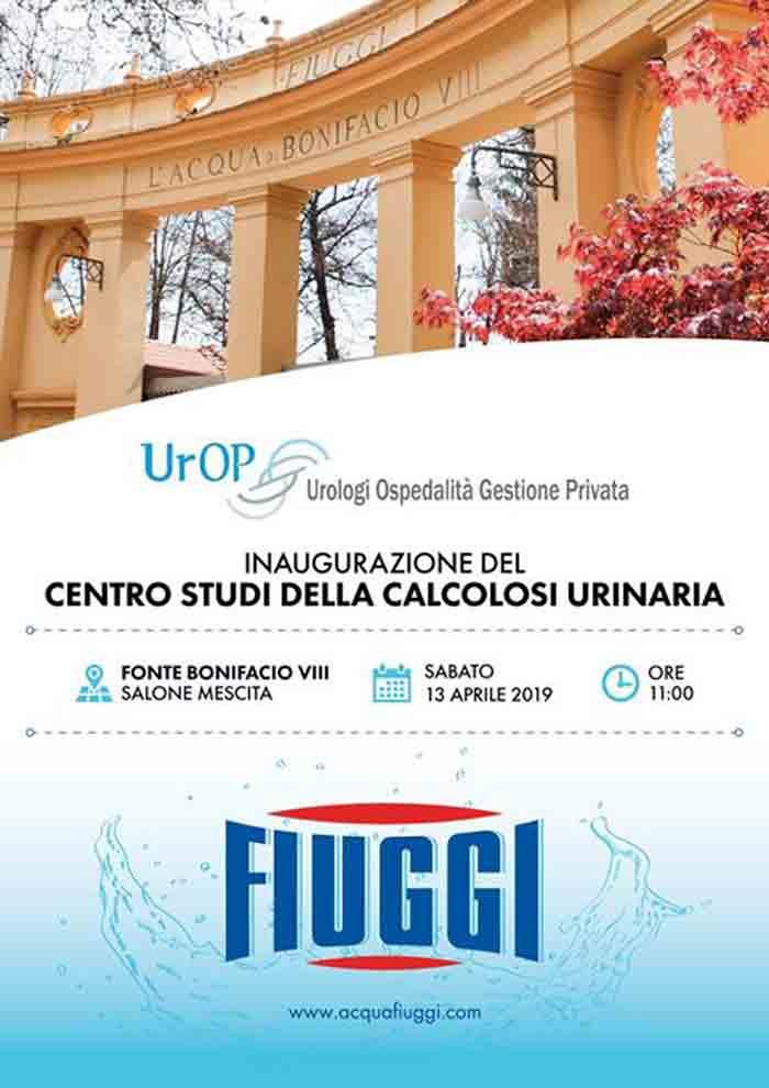 centro calcolosi urinaria Fiuggi