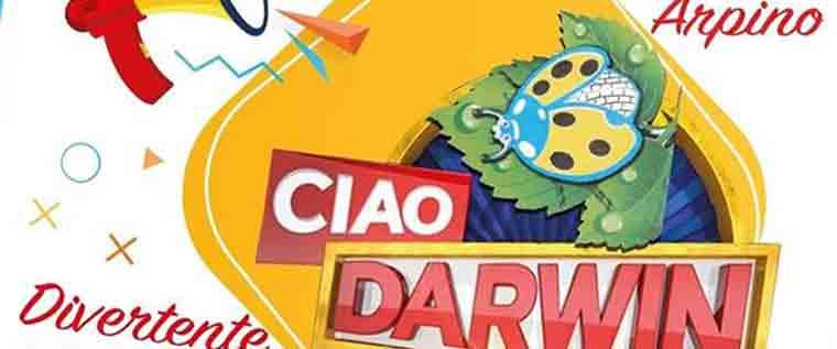 """Collecarino presenta la serata """"Ciao Darwin"""""""