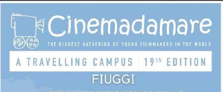Cinemadamare Traverling Campus 19 ed.