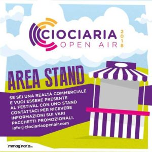 Ciociaria Open Air Area Stand