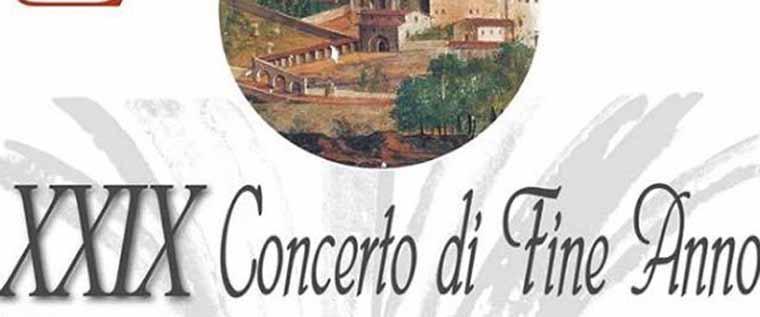 XXIX Concerto fine anno – Abbazia di Casamari