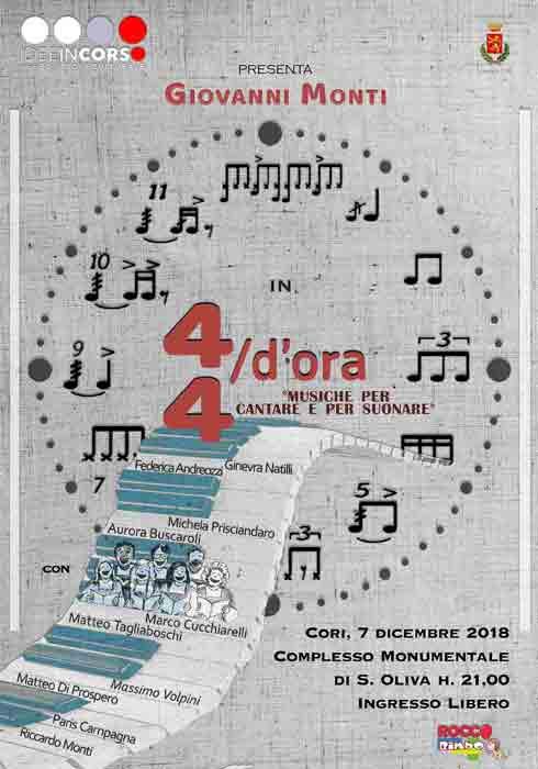 Concerto Cori Locandina