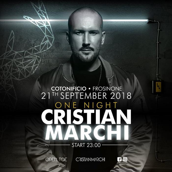 Cotonificio Frosinone Locandina 2018