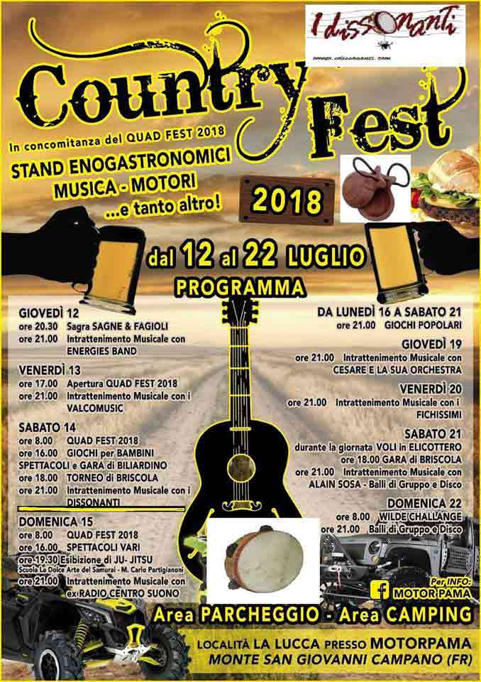 Country Fest Locandina