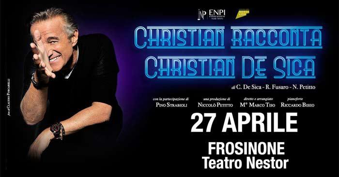 De Sica Frosinone Nestor