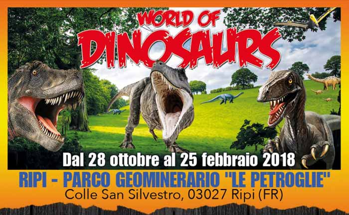 Dinosauri Ripi