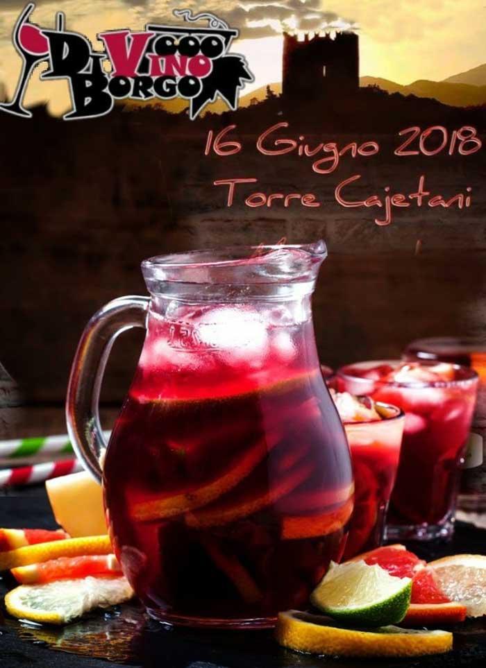 Divino Borgo 2018