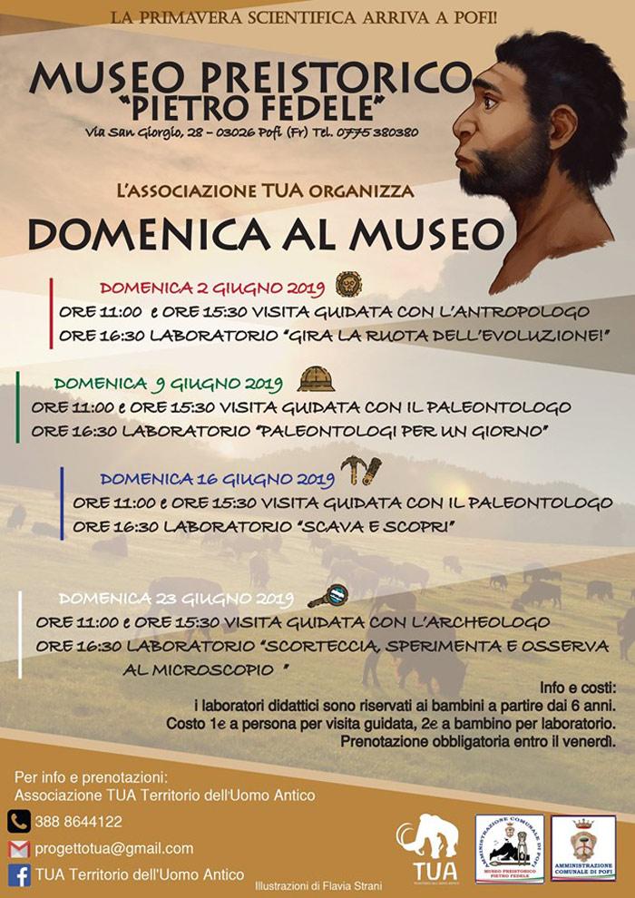 domenica al museo Pofi