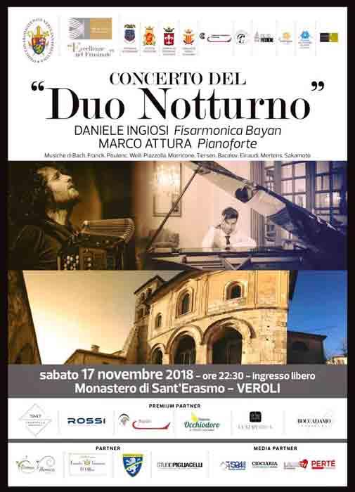 Duo Notturno Locandina