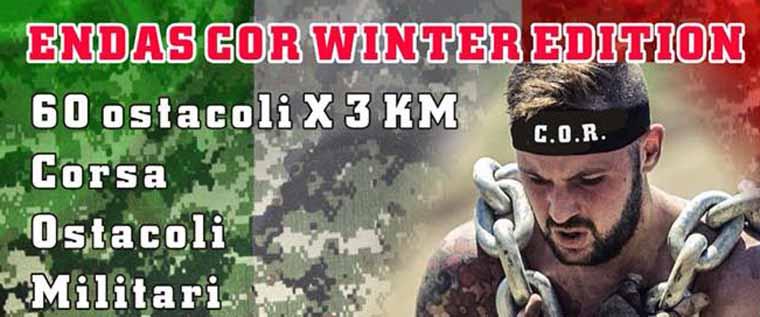 ENDAS COR Winter Edition