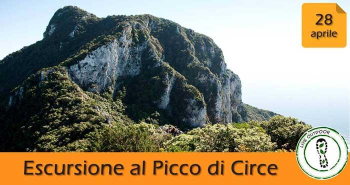 Escursione al picco di Circe