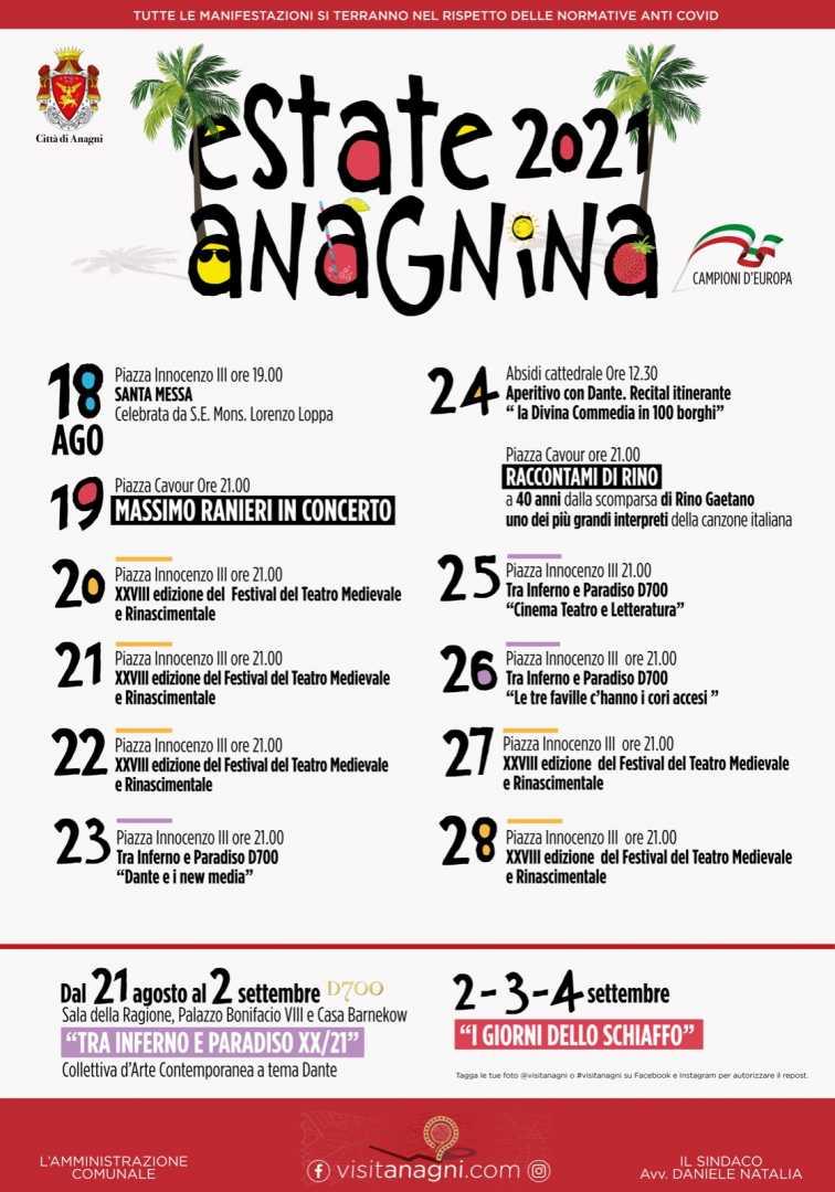Estate Anagnina 2021