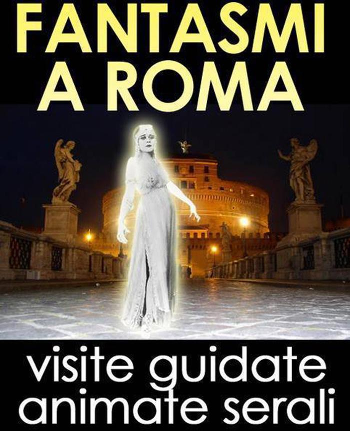 Fantasmi a Roma Locandina