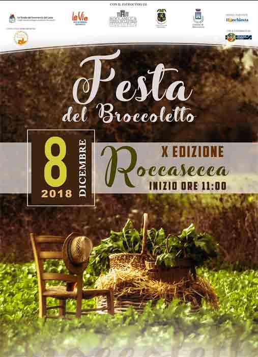 Festa del Broccoletto Roccasecca