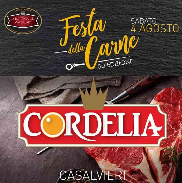 Festa della Carne Casalvieri 2018
