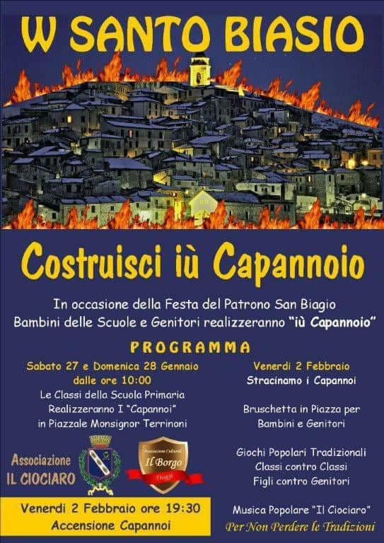 La Festa delle Stuzze 2018 a Fiuggi Terme