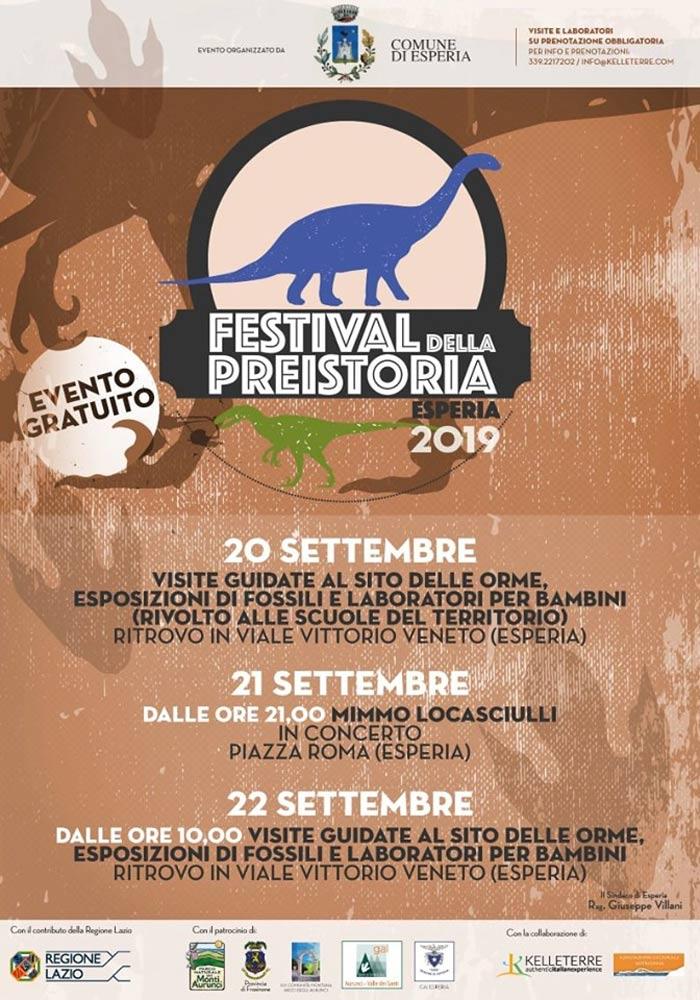 Il festival della preistoria ad Esperia
