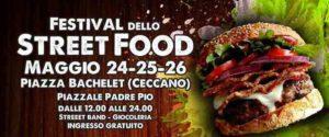 Festival Street Food a Ceccano