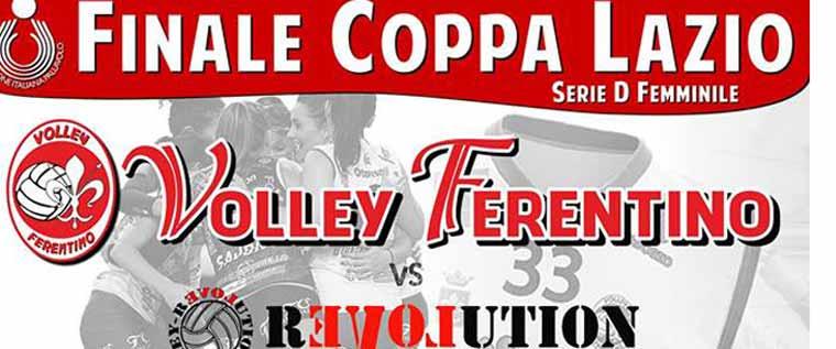 Finale Coppa Lazio
