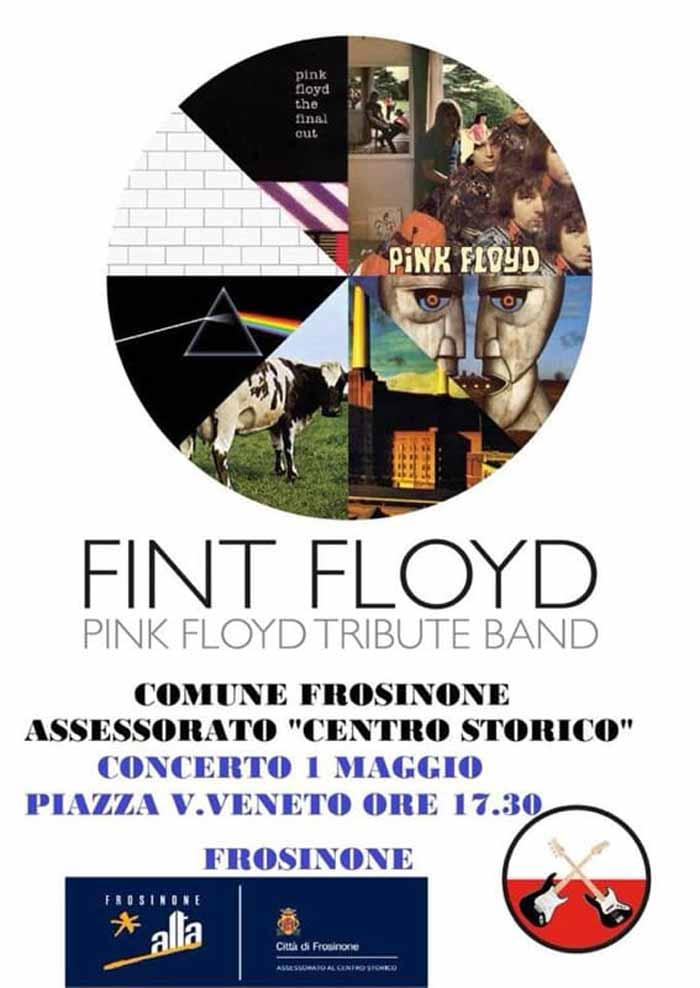 Fint Floyd Primo Maggio Frosinone