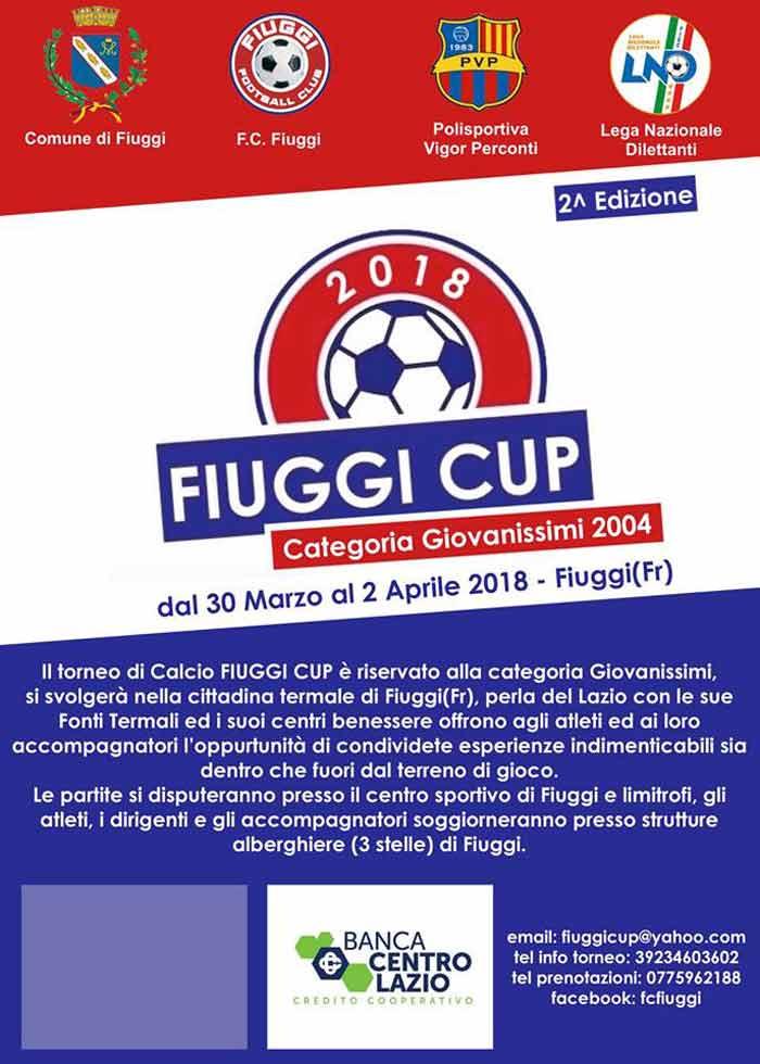 Fiuggi Cup Giovanissimi