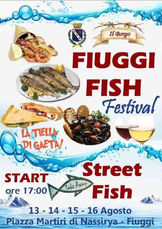 Fiuggi Film Festival Locandina 2018