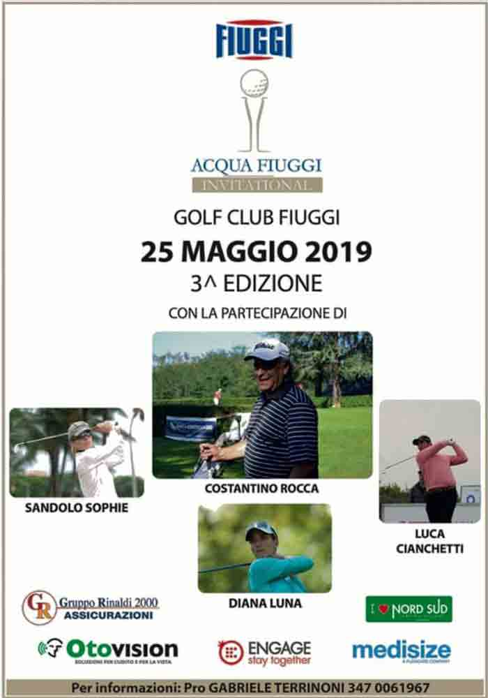 Fiuggi golf invitational