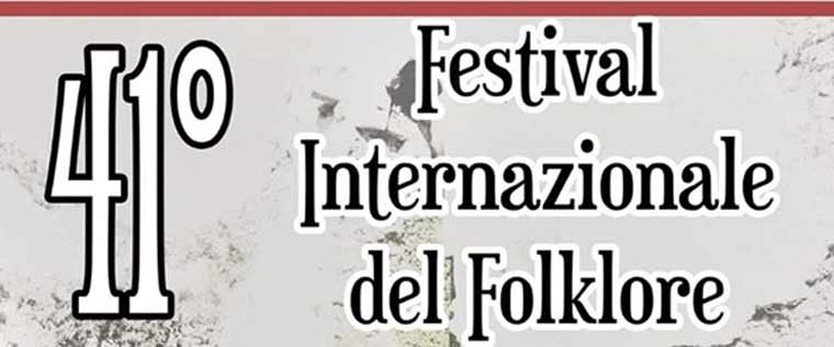 Festival Internazionale del folklore ad Atina