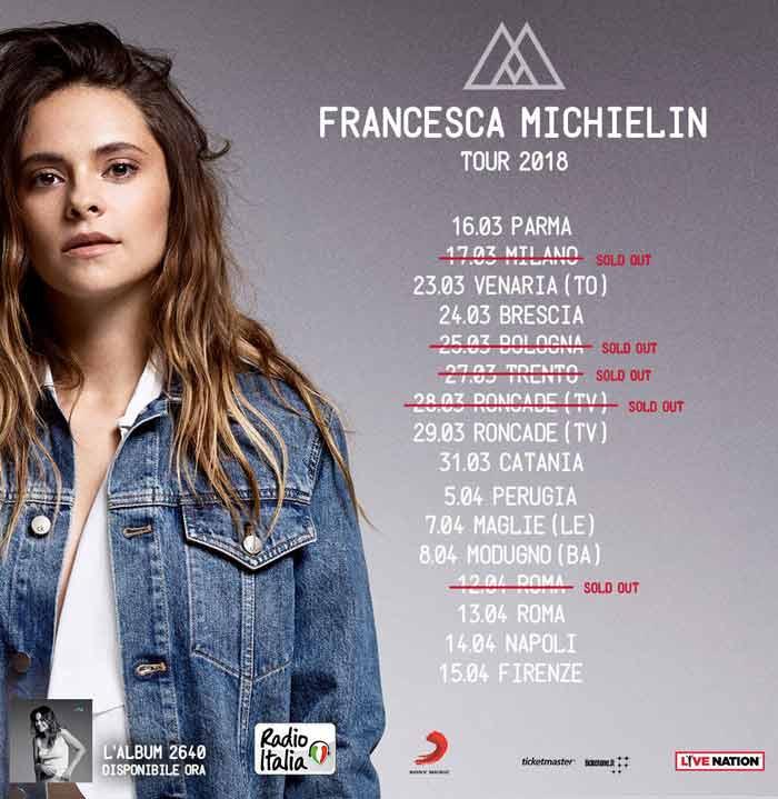 Francesca Michielin Roma