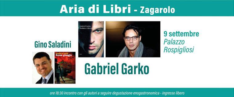 Gabriel Garko a Aria di Libri