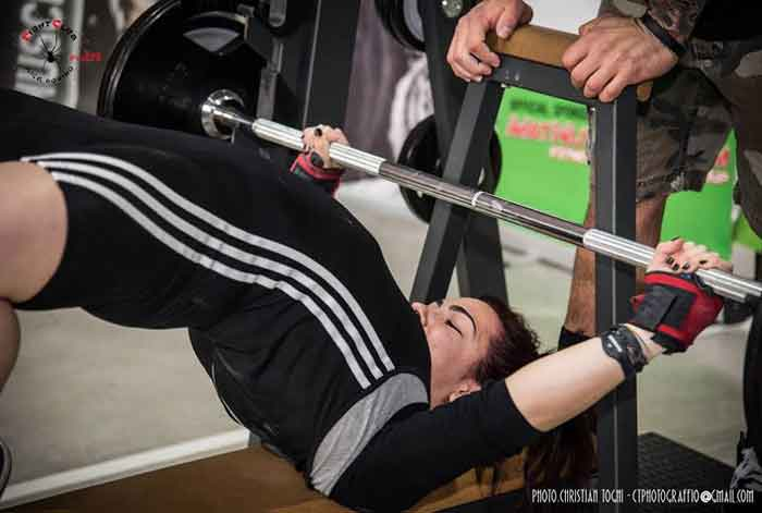Grand Prix Bench Press Cori